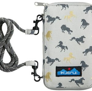 ISO kavu wild Horse to go wallet or bag